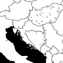 Italian GDP per capita - Leaflet Choropleth - bl ocks org